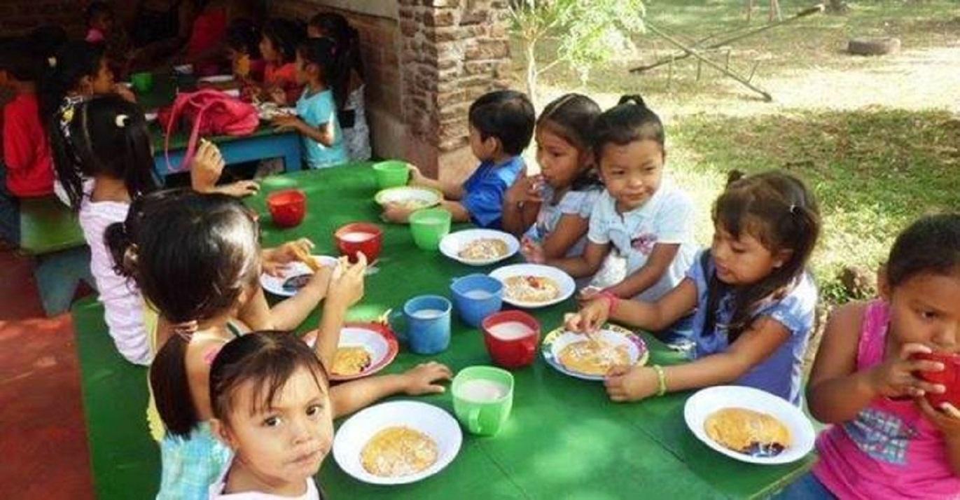 Gesundes Frühstück für die Kinder