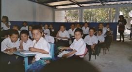 Klassenzimmer klein
